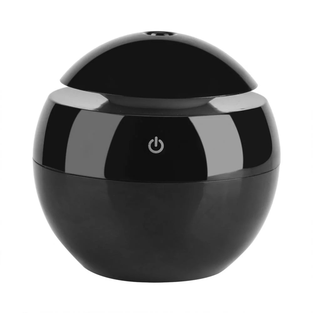 Lv. life LED Ultrasonic Aroma Diffuser USB Essential Oil Humidifier Aromatherapy Purifier, Ultrasonic Diffuser