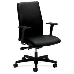 Hon Desk Chairs Folding Tables And Chair Series Ignition Fabric Black Honiw104nt10 Walmart Com