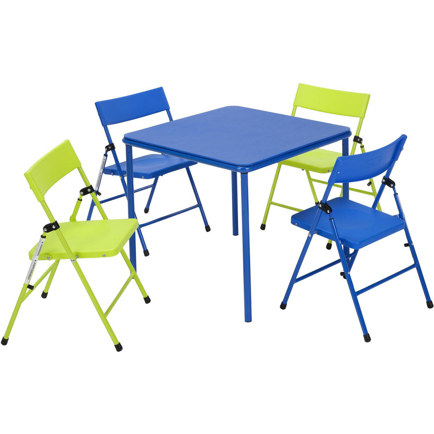 folding chair emoji kid tables and chairs five piece kids table set amazon com
