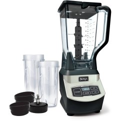 Ninja Kitchen When Remodeling A Where To Start Professional Blender With Single Serve Cups Bl660wm Walmart Com