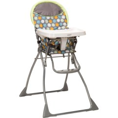 Cosco High Chair Cover Patio Feet Caps Juvenile Slimfold Walmart Com