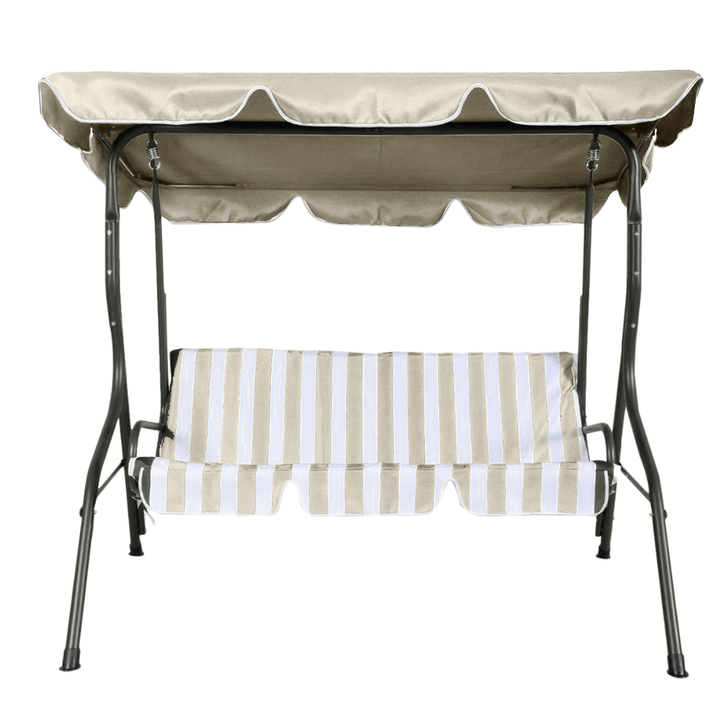 swing chair canopy replacement stokke high cushion sewing pattern cnmodle simple waterproof shell for patio polyester durable outdoor top