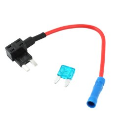 unique bargains add a circuit fuse tap standard blade fuse holder rh walmart com blade fuse [ 1100 x 1100 Pixel ]