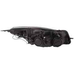 2011 2014 buick regal headlight right passenger side halogen headlamp assembly walmart com [ 1600 x 1600 Pixel ]