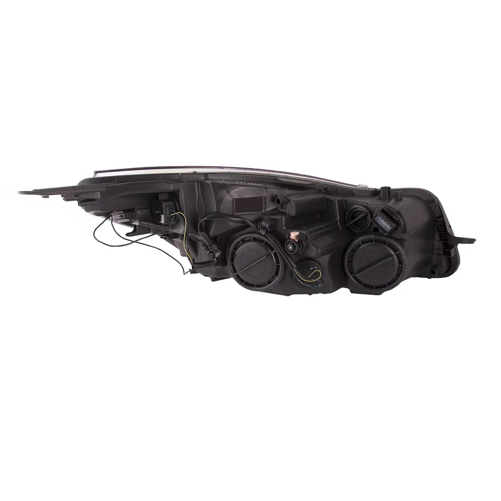 hight resolution of 2011 2014 buick regal headlight right passenger side halogen headlamp assembly walmart com
