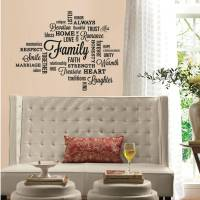 Wall Art Quotes Walmart - w Wall Decal