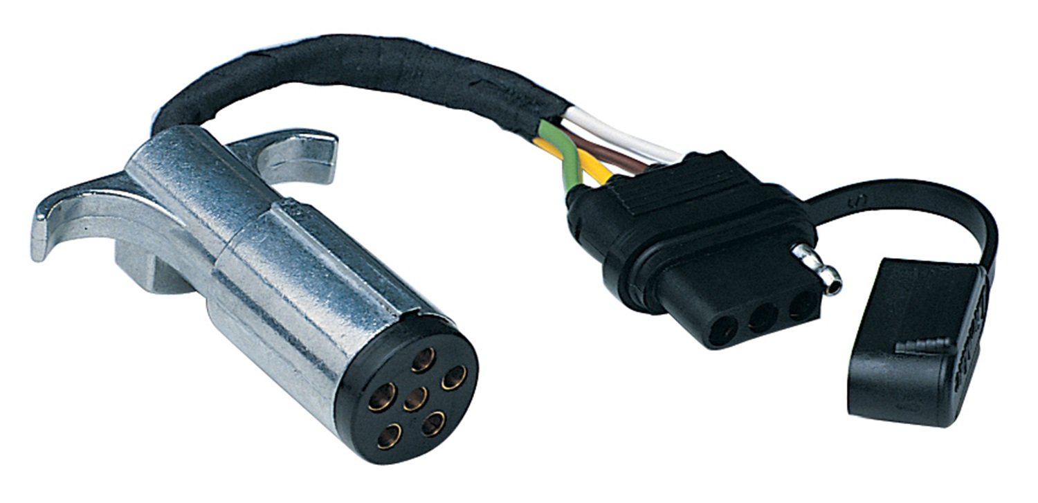 medium resolution of hopkins towing solution 47315 plug in simple tm trailer wiring connector adapter walmart canada