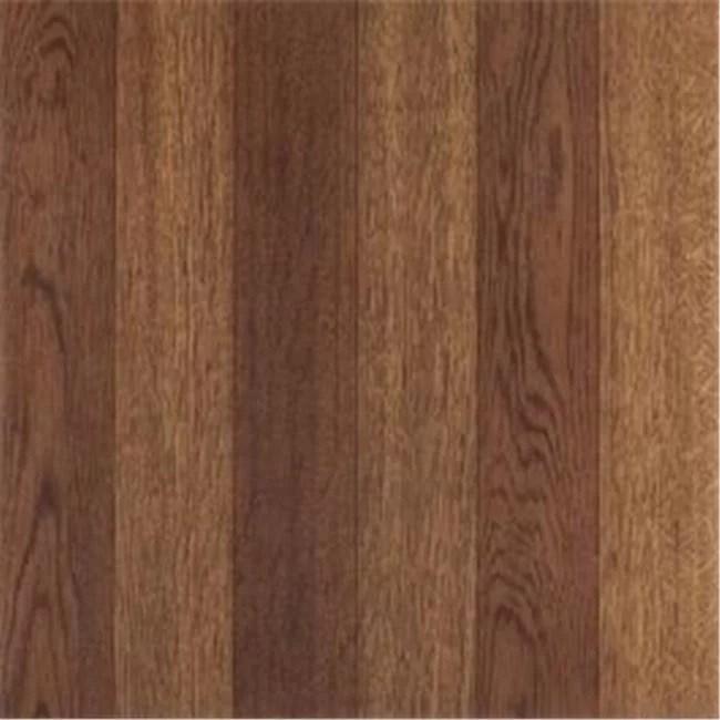 achim importing co inc nexus medium oak plank look 12 inch x 12 inch self adhesive vinyl floor tile 223