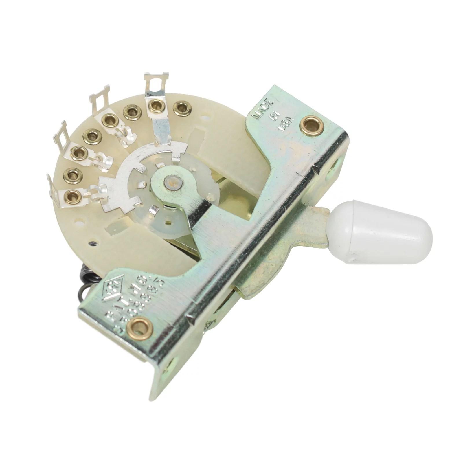 medium resolution of fender stratocaster guitar 5 way wiring kit crl switch cts pots fender stratocaster guitar 5way wiring kit crl switch cts pots