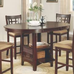 High Table And Chairs For Kitchen Overstock Dining Coaster Company Jaden Counter Height Walmart Com