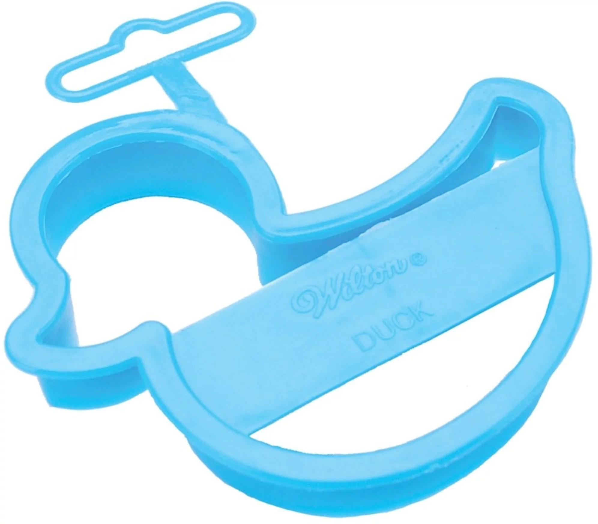 Wilton Plastic Cookie Cutter Duck 1 ea  Walmartcom