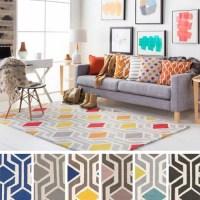 Surya Carpet, Inc. Hand-Tufted Pass Wool Rug (3' x 5') - 3 ...