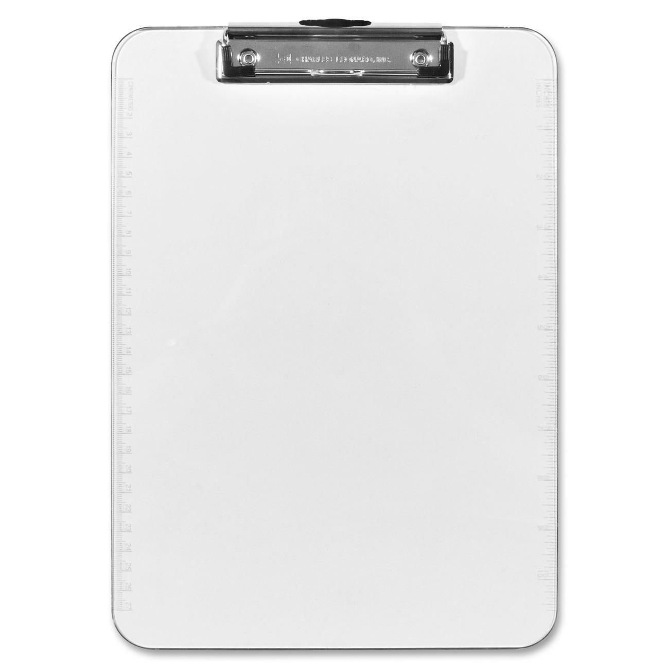 rubber grip plastic clipboards