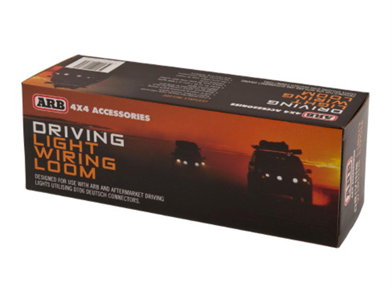 hight resolution of arb usa 3500520 intensity driving fog light wiring harness walmart canada