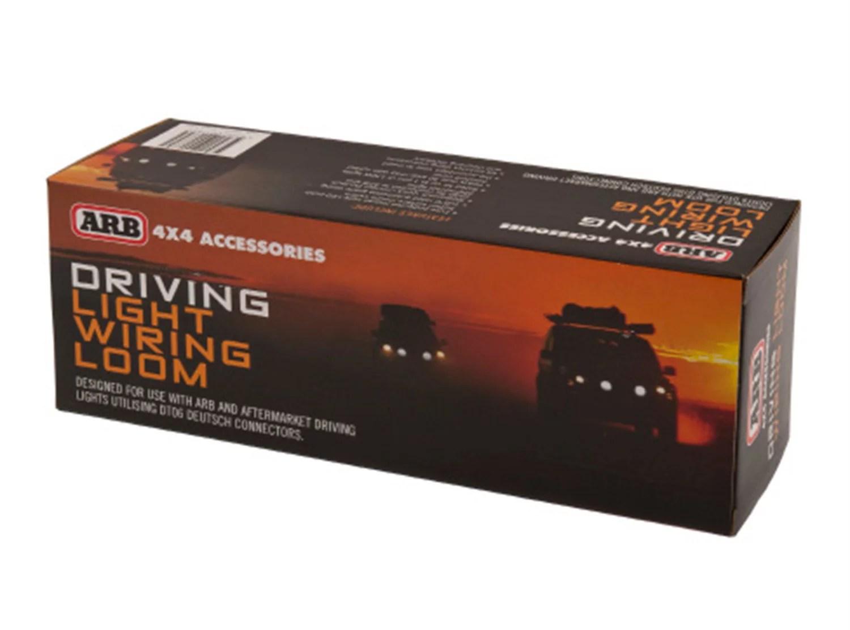 small resolution of arb usa 3500520 intensity driving fog light wiring harness walmart canada