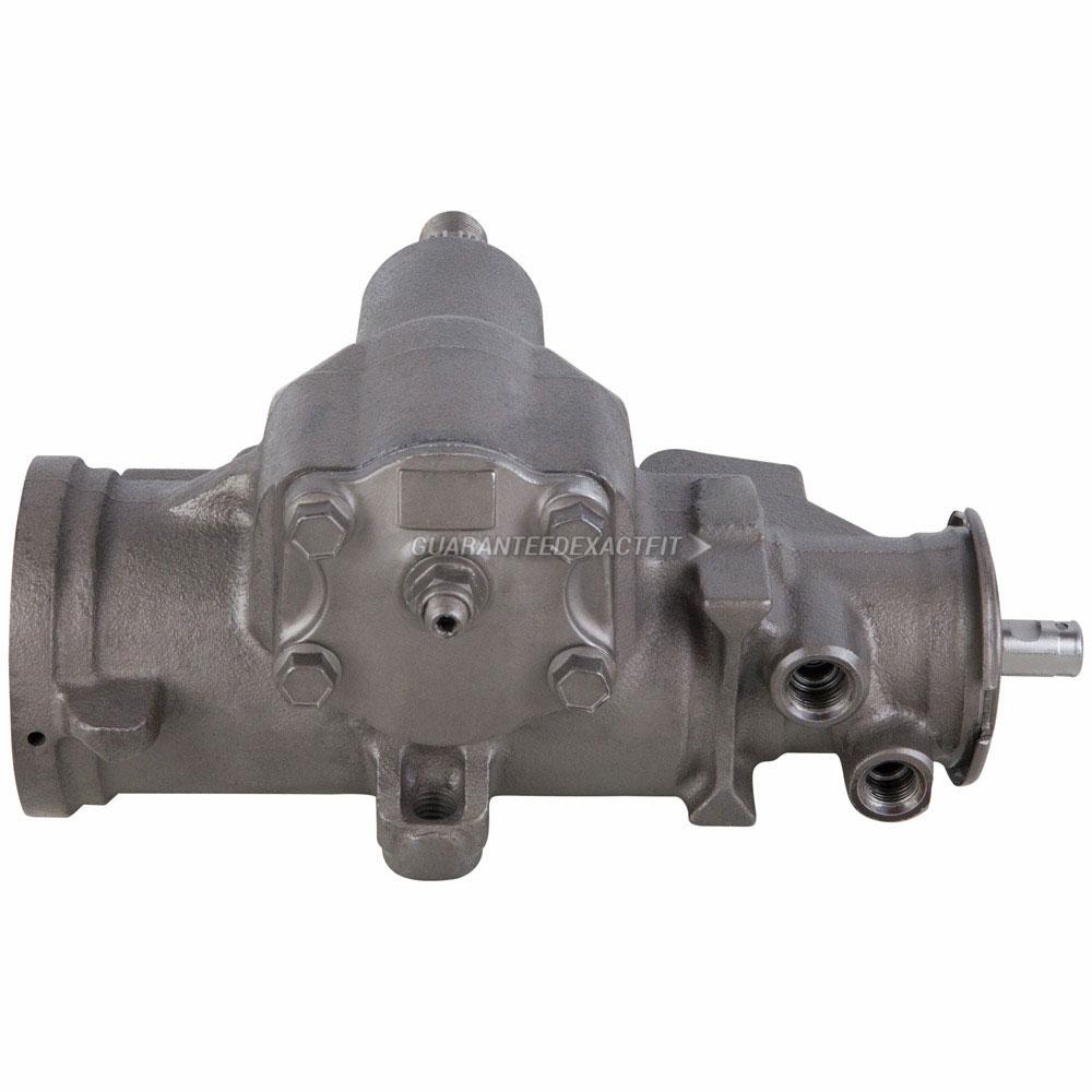 medium resolution of reman power steering gearbox for chevy gmc full size truck suv van gmt800 walmart com