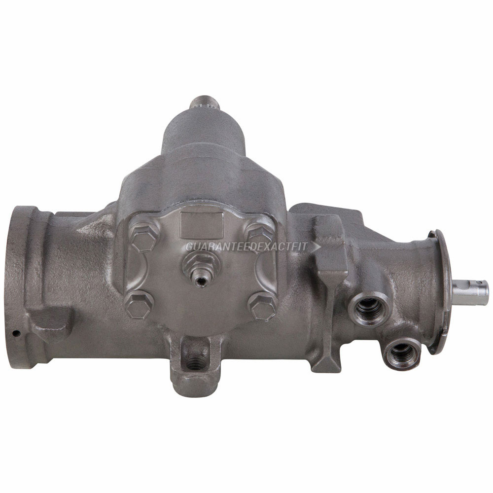 hight resolution of reman power steering gearbox for chevy gmc full size truck suv van gmt800 walmart com