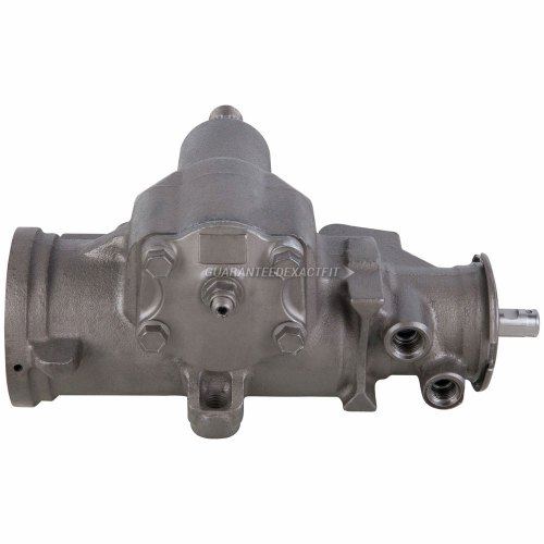 small resolution of reman power steering gearbox for chevy gmc full size truck suv van gmt800 walmart com