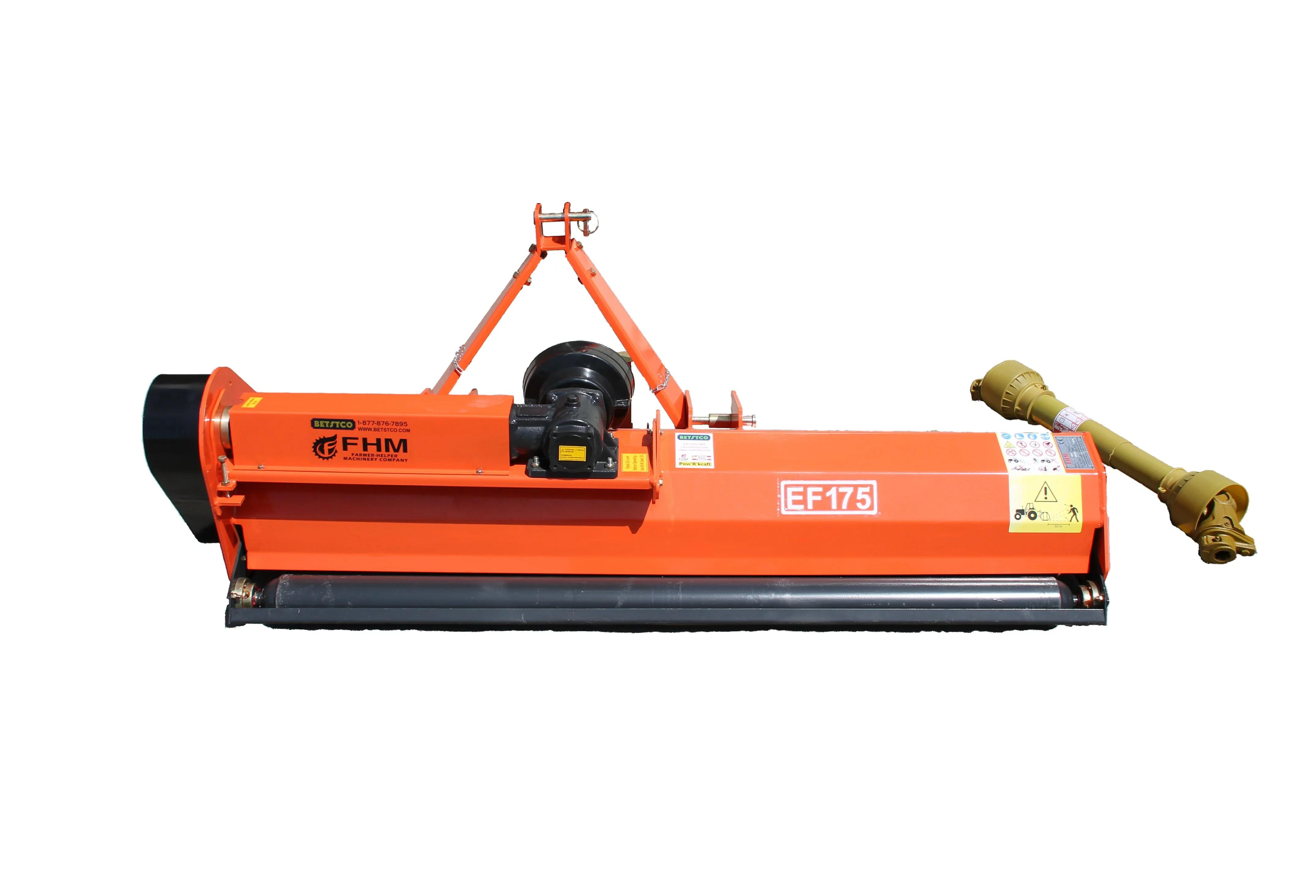 Farmer Helper 68″ Field Flail Mower Cat.I 3pt 28HP+ Rating (FH-EF175)