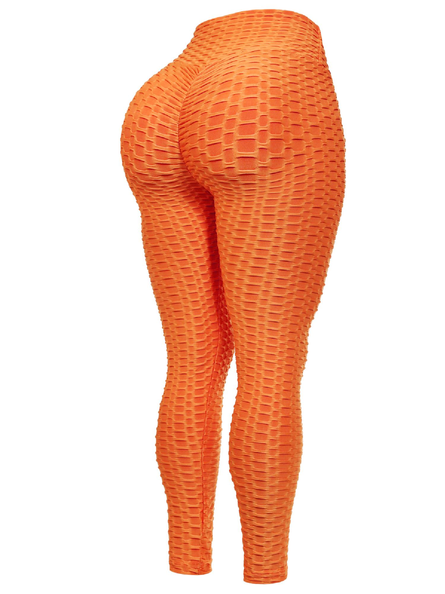 MixMatchy - MixMatchy Women's High Waist Textured Butt ...