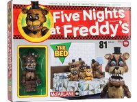 McFarlane Toys Five Nights At Freddy's The Bed ...