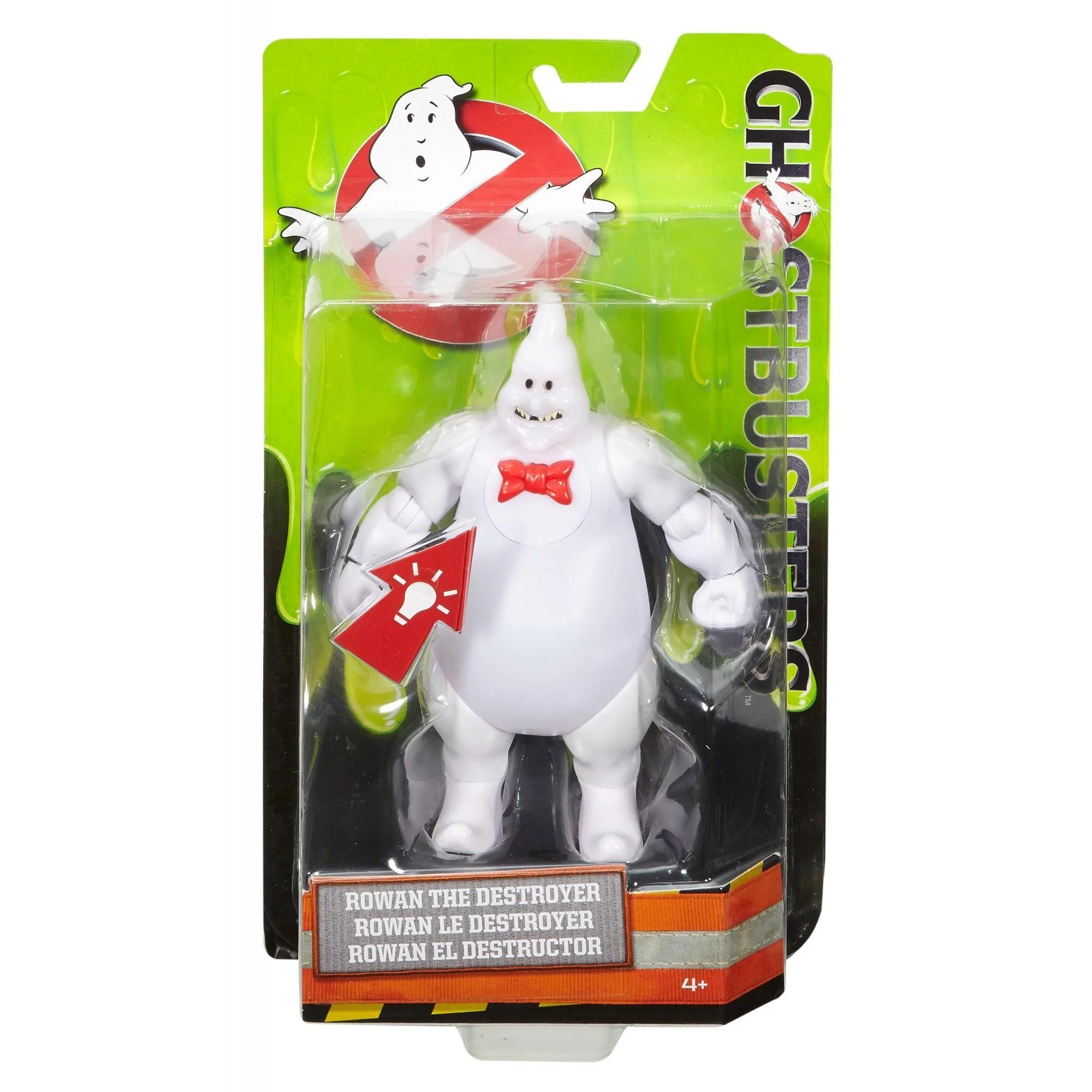 Ghostbusters 6 Rowan Figure Walmart