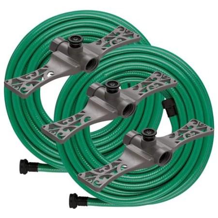 Orbit Decorative Portarain Sprinkler with Adjustable Nozzle