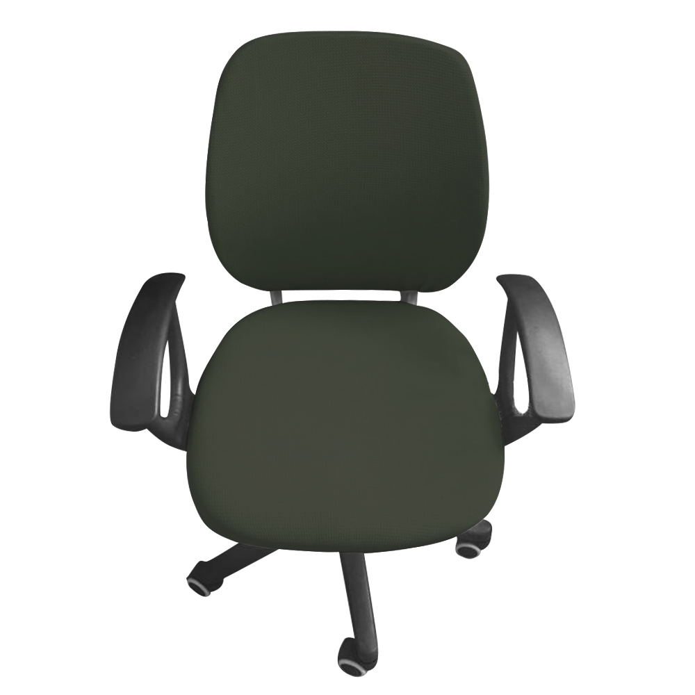office chair covers to buy disney high spandex computer cover protective stretchable universal stretch rotating slipcover walmart com