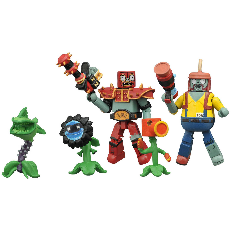 Diamond Select Toys Plants Vs Zombie Garden Warfare