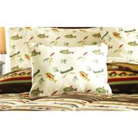 Fly Fishing Bedding Sheets - Bedding Designs