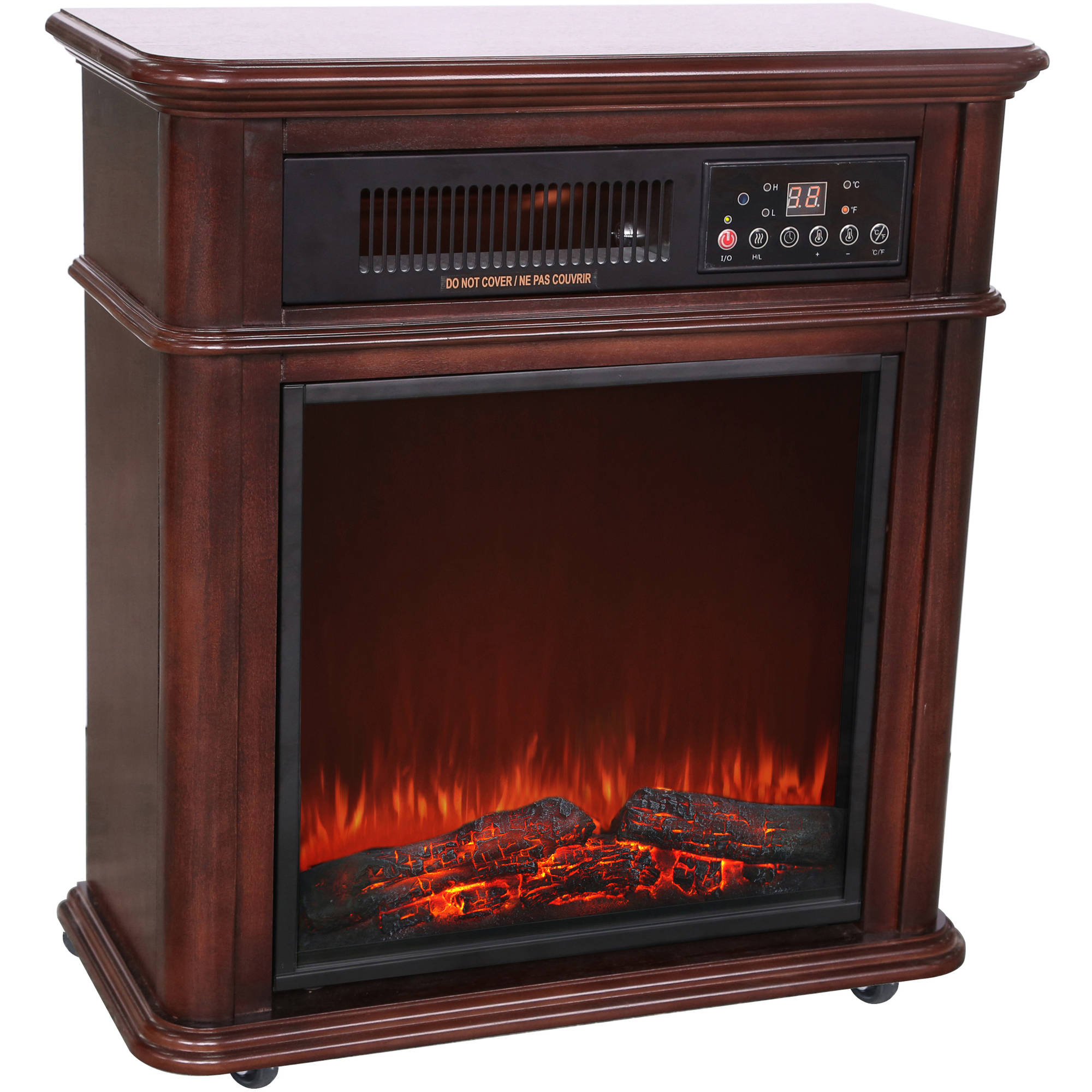 Real Flame Ashley Indoor Electric Fireplace