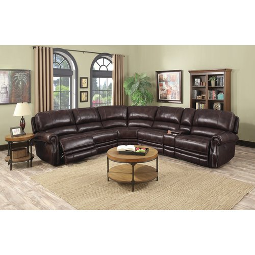 justin ii fabric reclining sectional sofa bed sale e motion furniture leather walmart com
