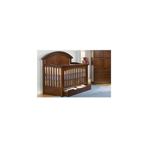 Baby mod bella crib and 3 drawer dresser set with bonus changing table