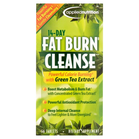 Applied Nutrition 14-Day Cleanse Fat Burning Weight Loss ...
