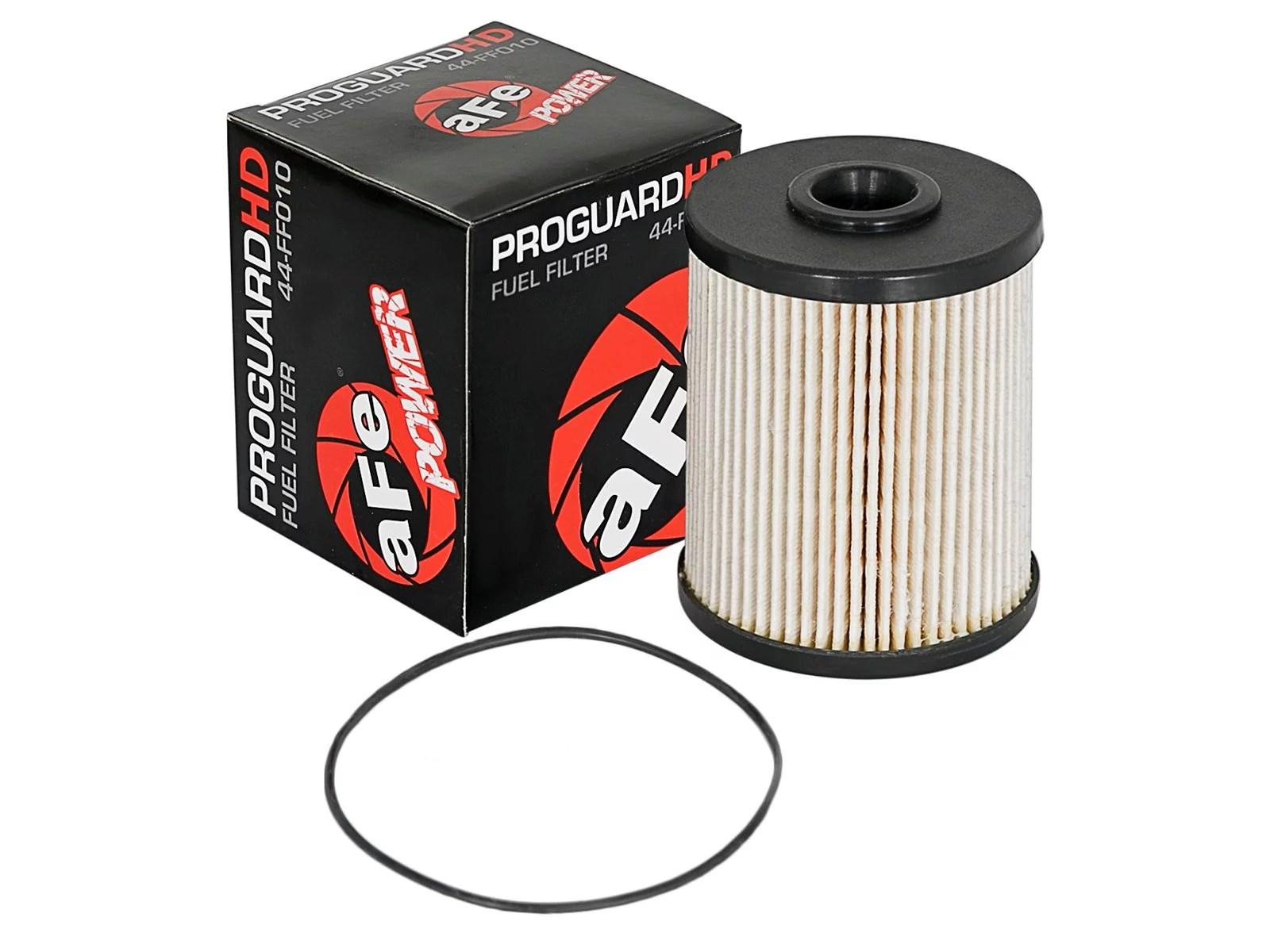 hight resolution of afe power 44 ff010 00 07 ram 2500 3500 cummins diesel l6 5 9l fuel filter walmart com