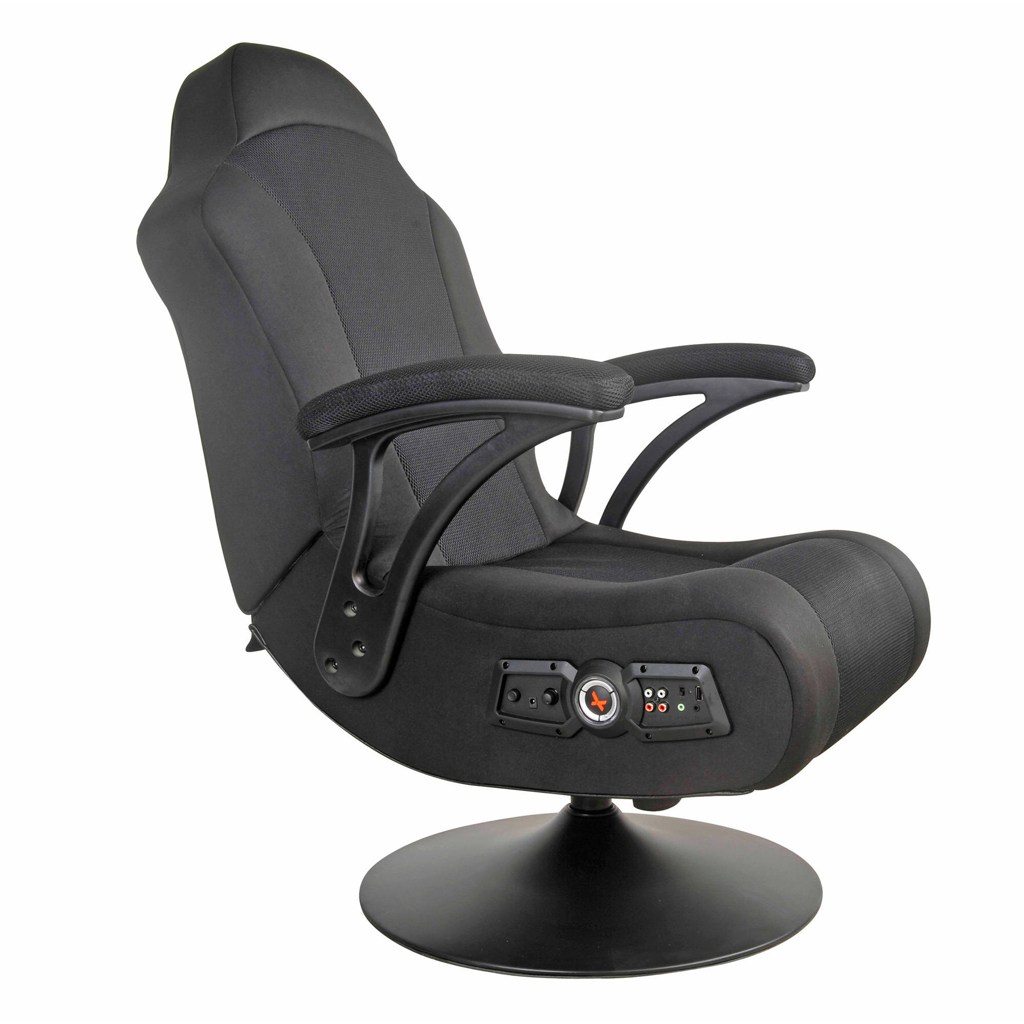 impact x rocker chair logo inc saucer chairs for adults - walmart.com