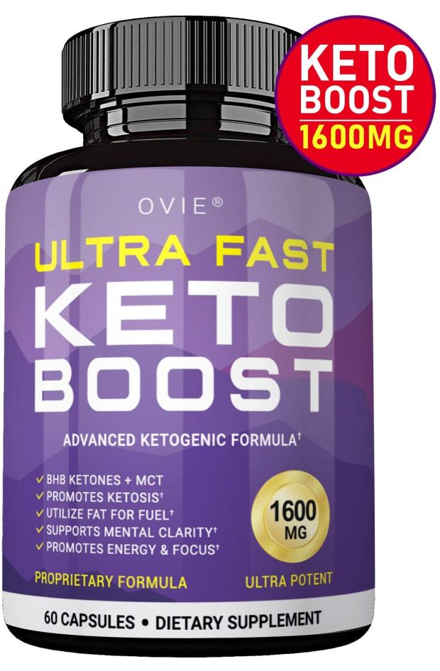 do keto pills affect blood pressure