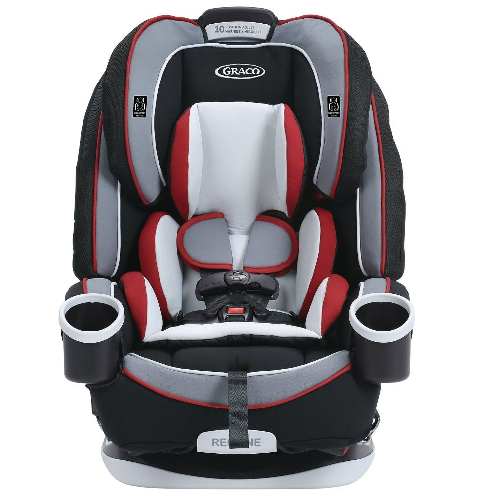 New Graco 4 in 1 Grows With Child safety Harness