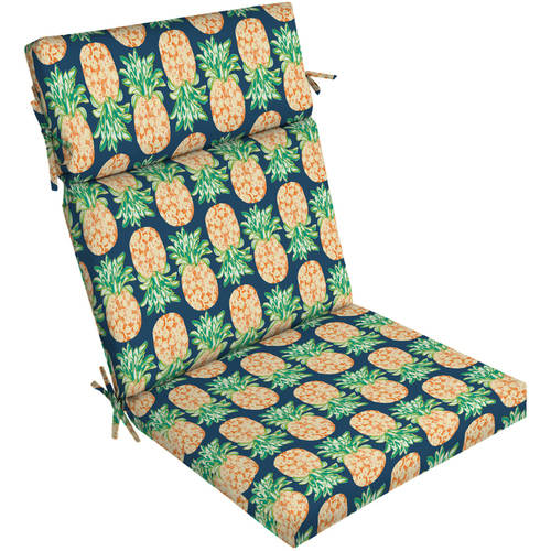 patio chair cushions walmart yume massage mainstays outdoor cushion com