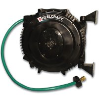ReelCraft Contractor Grade Water Hose Reel with PVC Hose ...