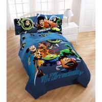 Disney Toy Story Comforter Set with Bonus - Walmart.com