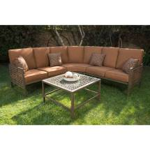 Small Outdoor Sectional Sofa Patio