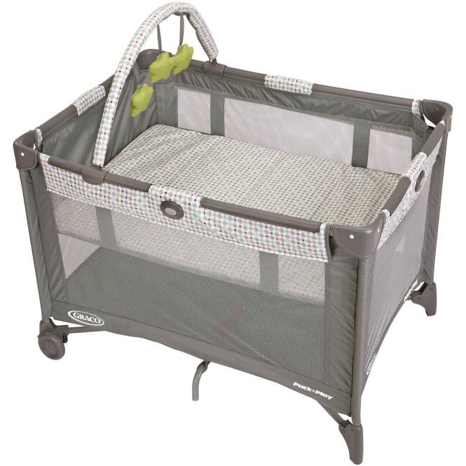 Graco Pack N Play With Automatic Folding Feet Playard Pasadena