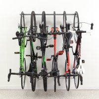 Monkey Bar Storage 6 Bike Storage Wall Mounted Bike Rack ...