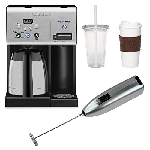 Cuisinart CHW14 Coffee Plus 10Cup Programmable