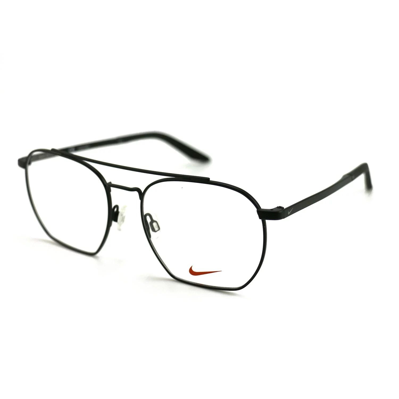 Nike Men's Eyeglasses NIKE 8210 008 Black 53 17 140 Full