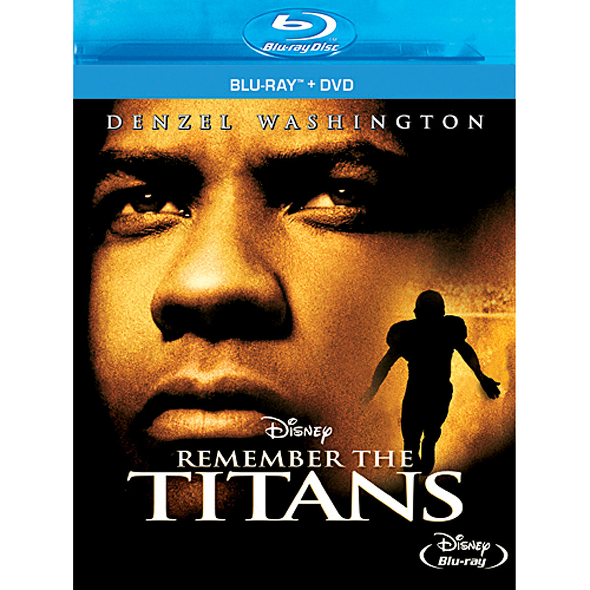 Remember The Titans Blu Ray Dvd