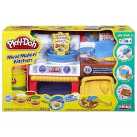 Play-Doh Meal Makin' Kitchen - Walmart.com
