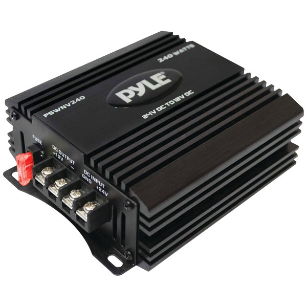 Pswnv240 24 Volt Dc To 12 Volt Dc Power Step Down 240watt Converter