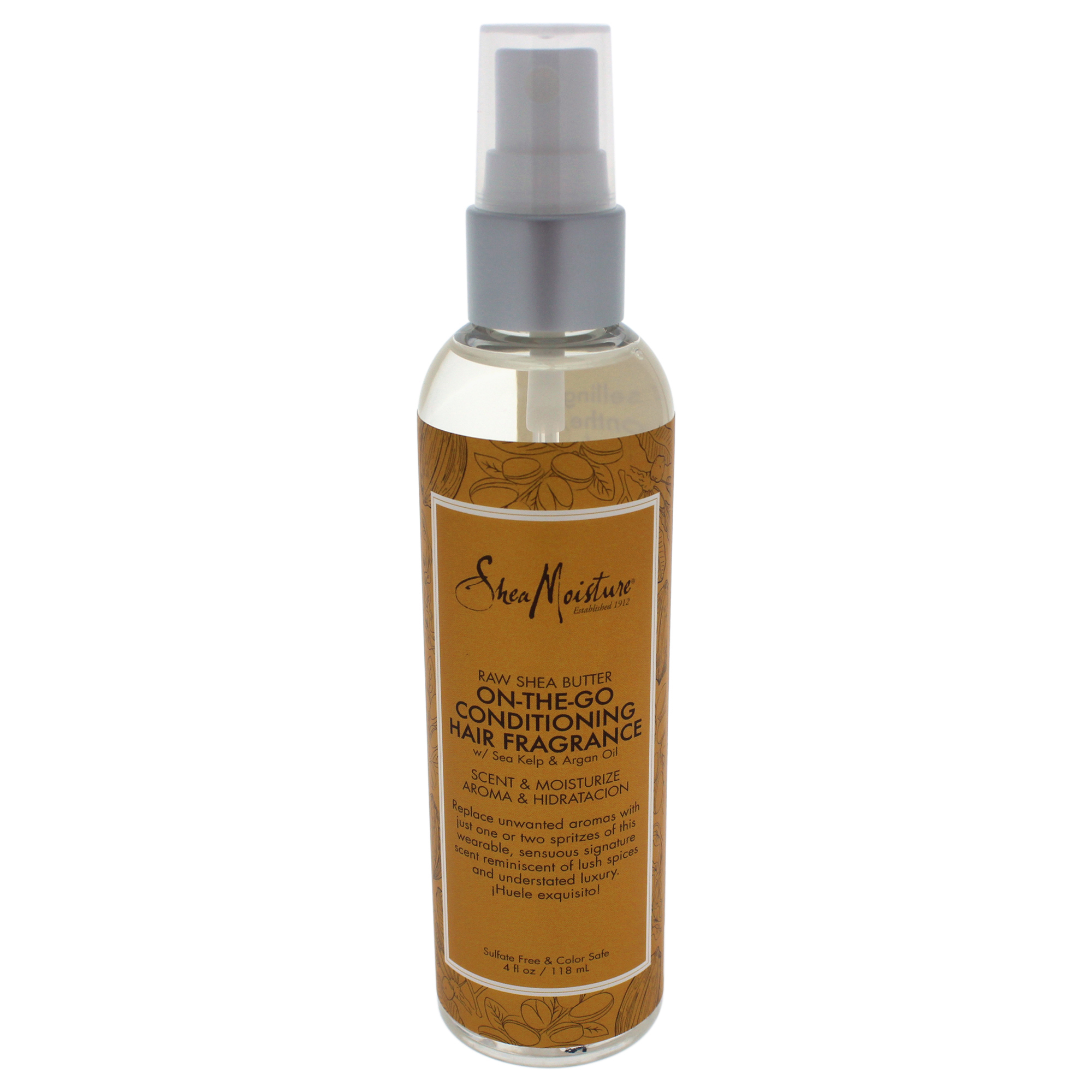 Shea Moisture Raw Shea Butter On-The-Go Conditioning Hair ...